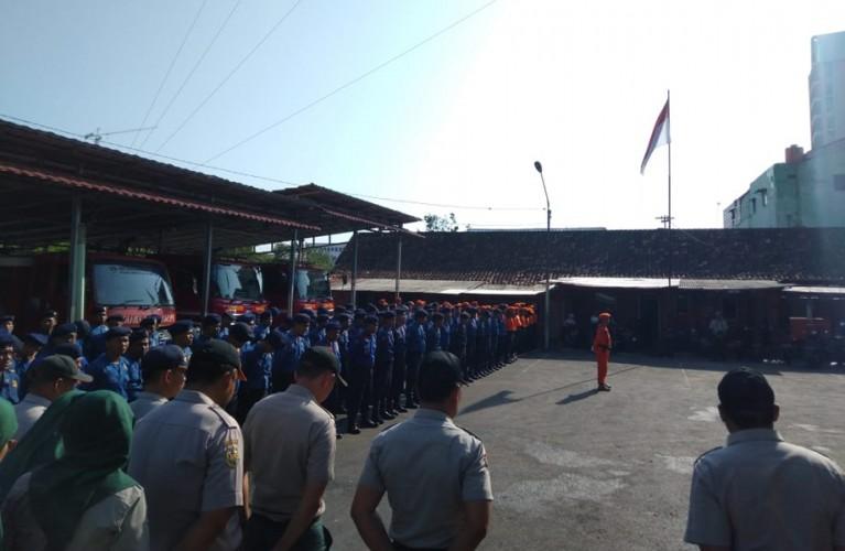 BPBD Kota Dapat Tambahan 56 Personel