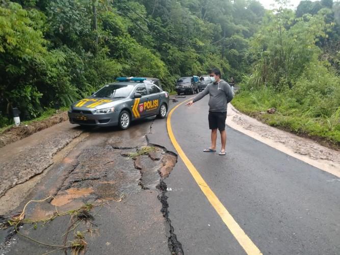 BPBD Lambar Imbau Masyarakat Waspada Bencana Alam