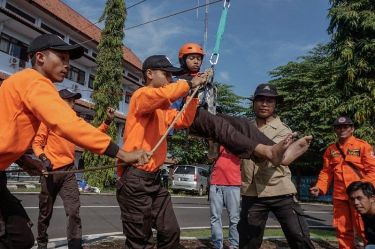 BPBD Lamtim Siagakan Satgas Penanggulangan Bencana
