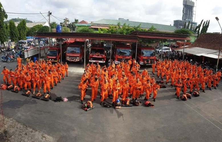 BPBD Siaga Bencana di Lampung