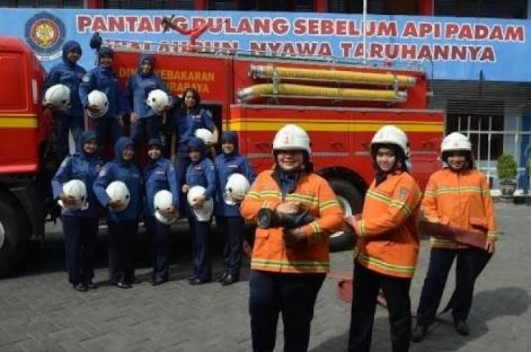 BPBD Siagakan 15 DamkarAntisipasi Peristiwa Kebakaran