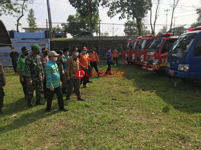 BPBD Way Kanan Diminta Siaga Antisipasi Bencana