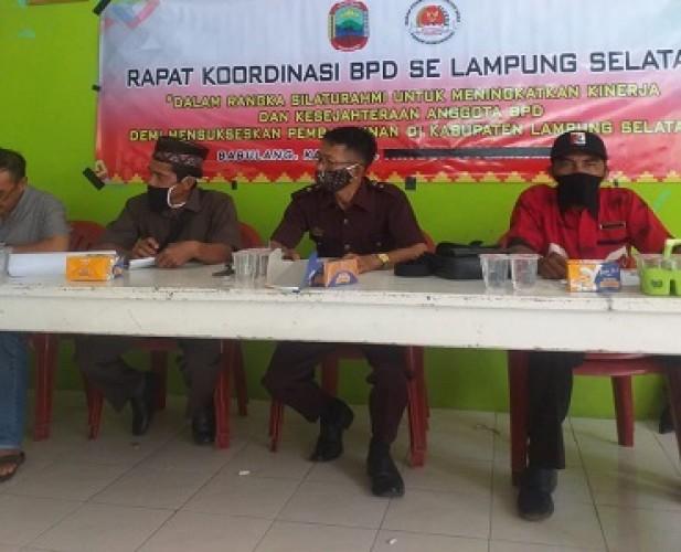 BPD Se-Lamsel Ancam Demo jika Kenaikan Tunjangan Tidak Disetujui