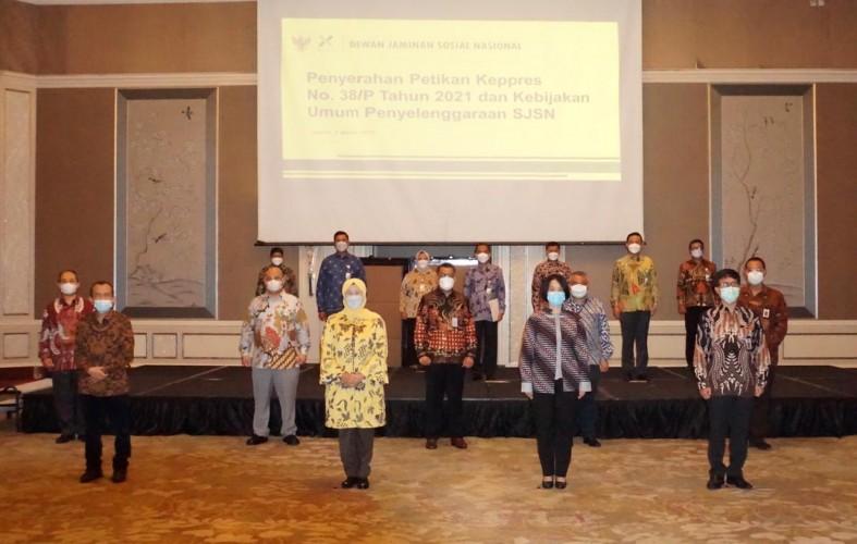 BPJamsostek Siap Hadapi Tantangan Pengelolaan Jaminan Sosial Ketenagakerjaan