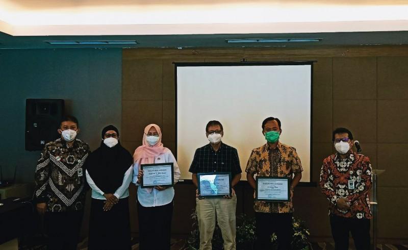 BPJS Kesehatan Beri Penghargaan Kepada Fasilitas Kesehatan