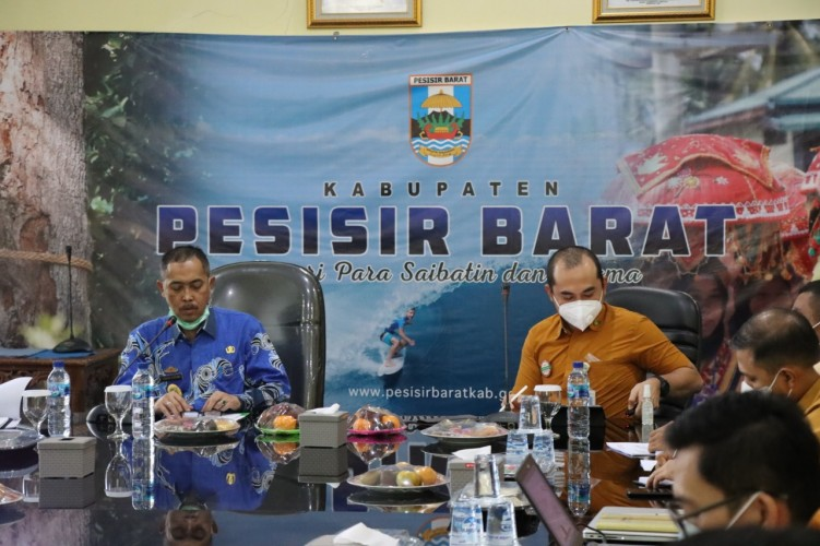 BPJS Optimalkan Program JKN di Pesisir Barat