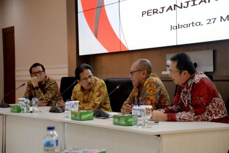 BPJSTK Lindungi 17 Ribu Honorer Kementerian ATR/BPN