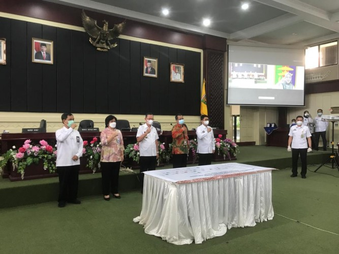 BPKP Fokus Awasi Intern Keuangan dan Pembangunan Lampung
