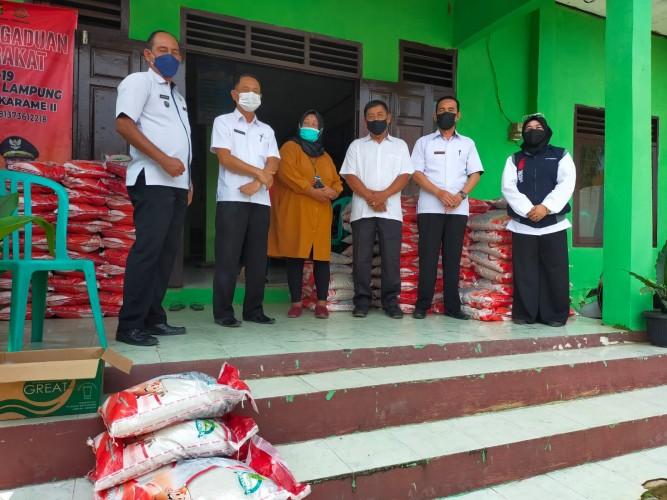 BPNT Murni di Bandar Lampung Mulai Didistribusikan