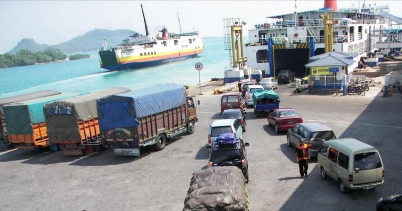 BPS Catat Jumlah Penumpang Kapal Ferry Naik 51,21 Persen