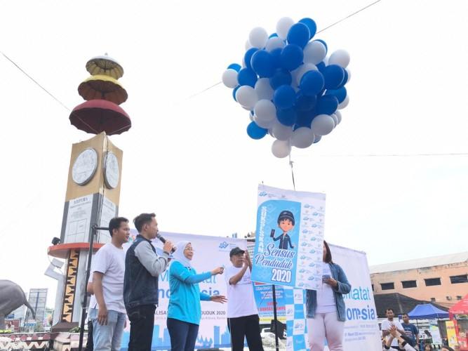 BPS Lampung Sosialisasikan Sensus Penduduk 2020