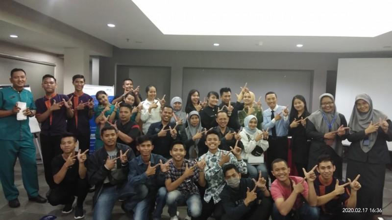 BPS Sosialisasi Sensus Penduduk ke Hotel di Bandar Lampung