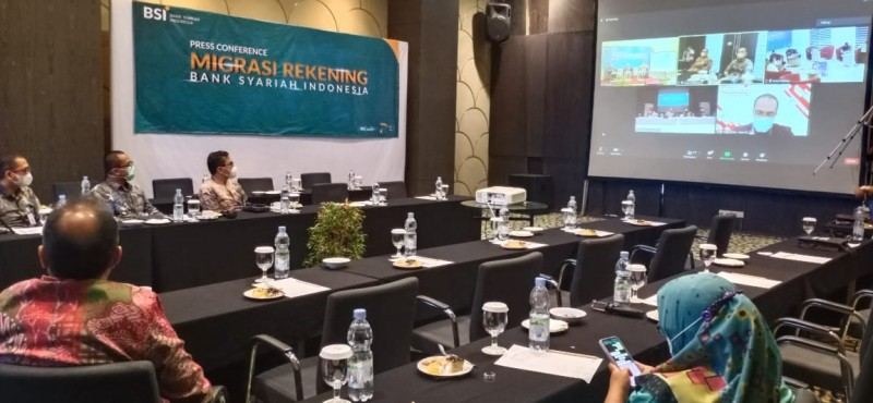 BSI Siap Satukan Operasional Wilayah Region III Palembang pada Juni 2021