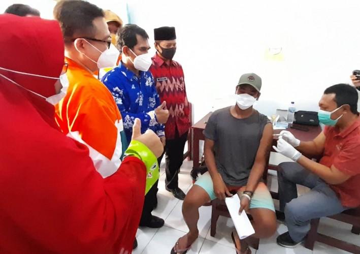 BTPN Syariah Bantu Percepatan Vaksinasi di Mataram