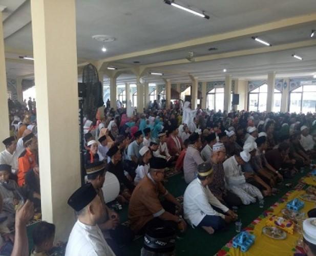 Budi Utomo Meneladani Sifat Nabi Muhammad SAW