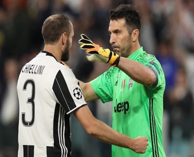 Buffon dan Chiellini Siap Perpanjang Kontrak di Juventus