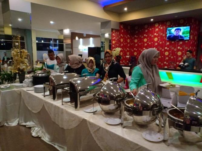 Bukber di Asoka Luxury Hotel Hanya Rp65 ribu