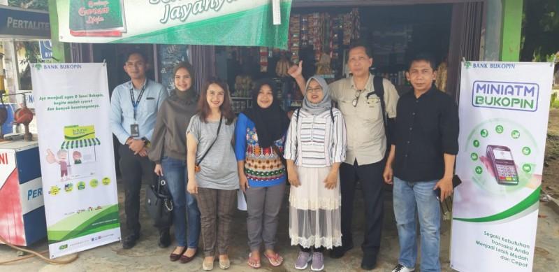 Bukopin Dorong Masyarakat Lampung Optimalkan Penggunaan Mini ATM