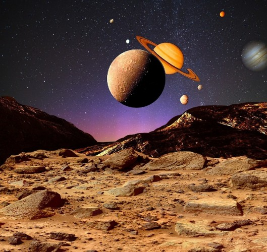 Bulan Baru di Sekitar Neptunus