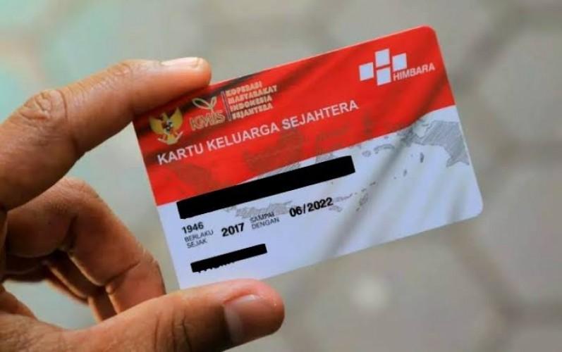 BUMDes Pulautengah Tahan KKS Milik KPM