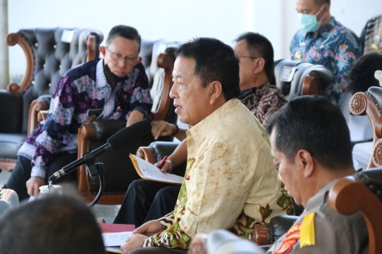 Bupati dan Wali Kota Se-Lampung Diminta Serius Tangani Covid-19