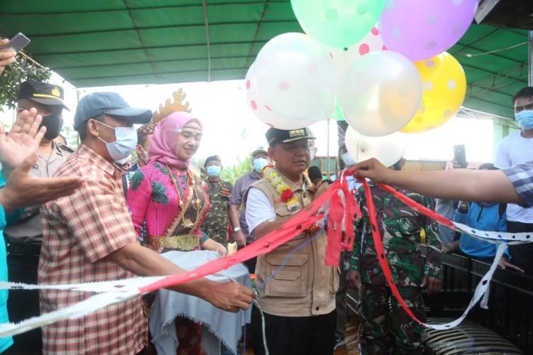 Bupati Klaim Pembuatan e-KTP di Lamtim Termudah dan Tercepat di Lampung