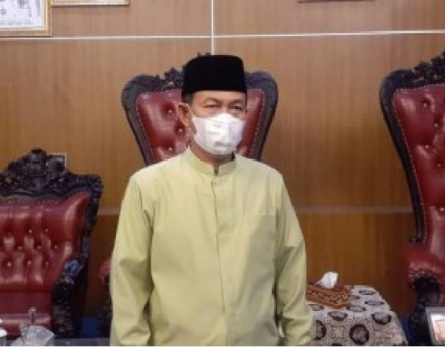 Bupati Lampung Utara Dinyatakan Sembuh dari Covid-19