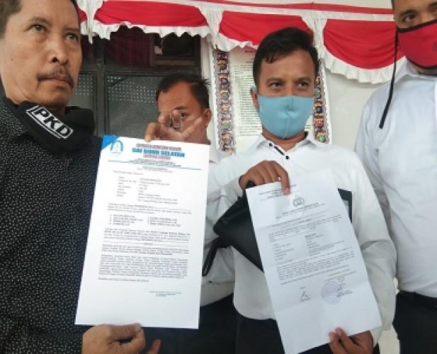 Bupati Lamsel Adukan Kades atas Tuduhan Pencemaran Nama Baik