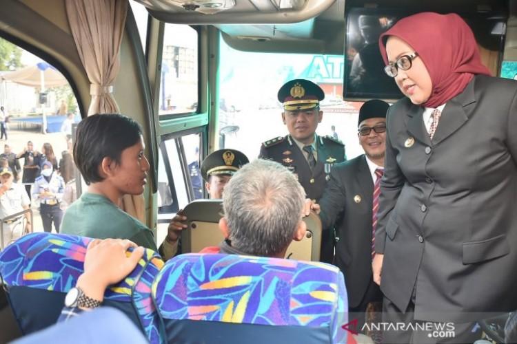 Bupati Larang Pemudik Bawa Pendatang ke Bogor