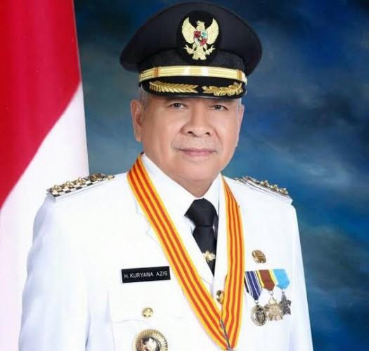 Bupati OKU Kuryana Aziz Meninggal Akibat Covid-19
