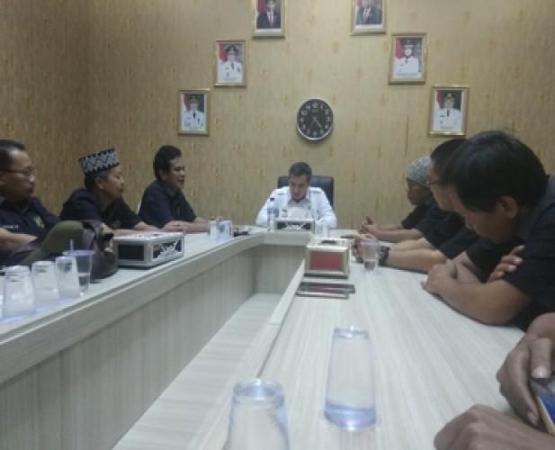 Bupati Pesawaran Mendukung HPN 2021 Digelar di Lampung