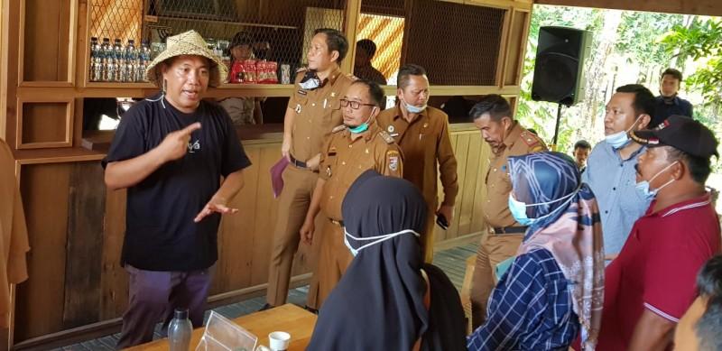 Bupati Tubaba Gratiskan Semua Perizinan untuk UMKM