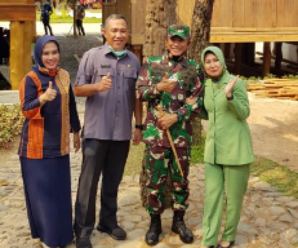Bupati Tubaba Siap Sambut Kunjungan Pangdam II Sriwijaya