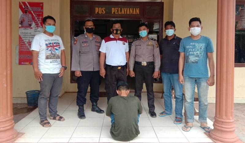 Buron 4 Tahun, Pelaku Pengeroyokan Mahasiswa di Rawajitu Dibekuk Polisi