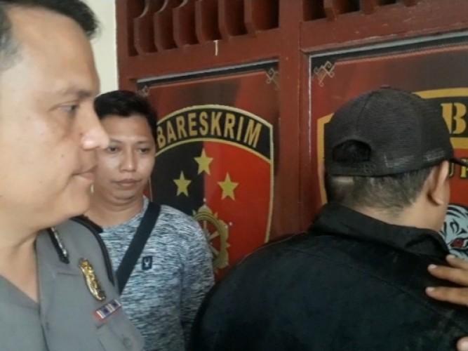 Buron 6 Bulan, DPO Kasus Ilegal Logging Diringkus Polsek Pulau Panggung