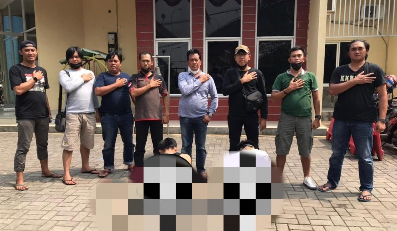 Buron Tujuh Bulan, Pencuri Motor di Lambar Ditembak di Jakarta