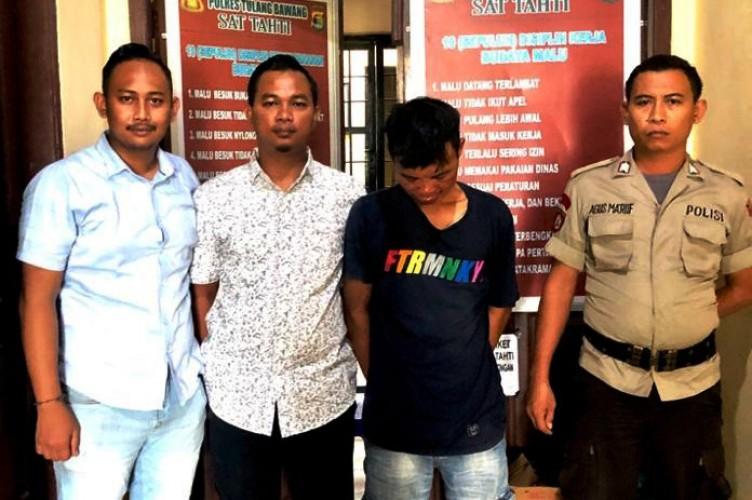 Buronan Begal di Banjarbaru Dibekuk Polisi