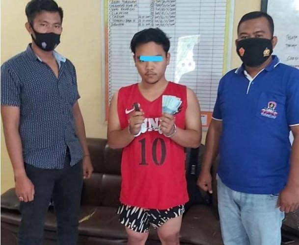 Buronan Pencuri di Bakauheni Diringkus Polisi