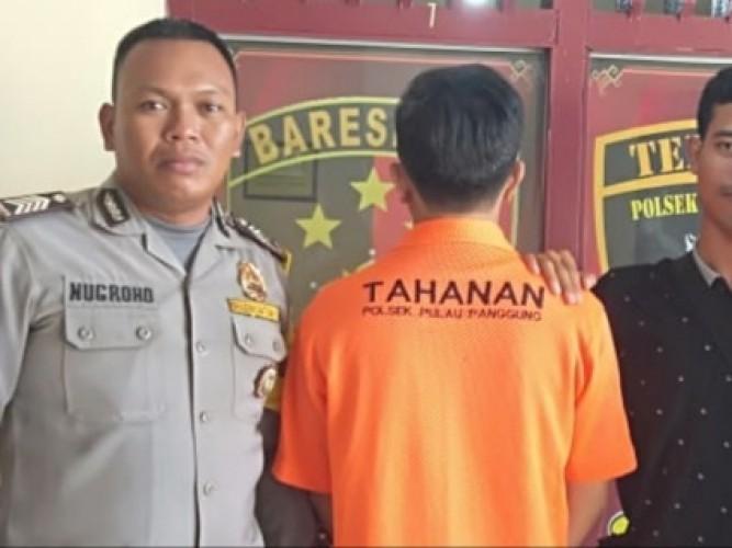 Buronan Penganiayaan Ditangkap Sepulang dari Bengkulu
