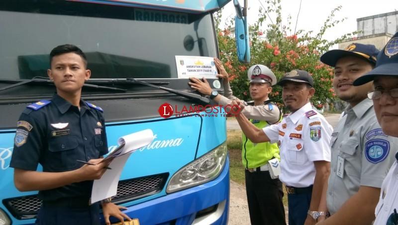 Bus Layak Jalan Jurusan Bakauheni-Rajabasa Hanya Ada 13 Unit