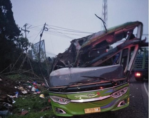 Bus Maut Subang Tak Sesuai Surat Kelengkapan