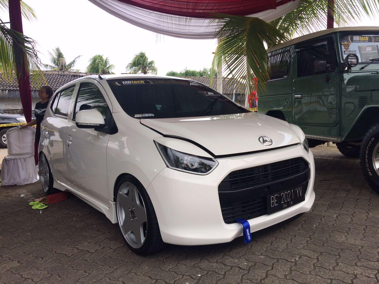 Daihatsu Dress-up Challenge Hadir di Lampung