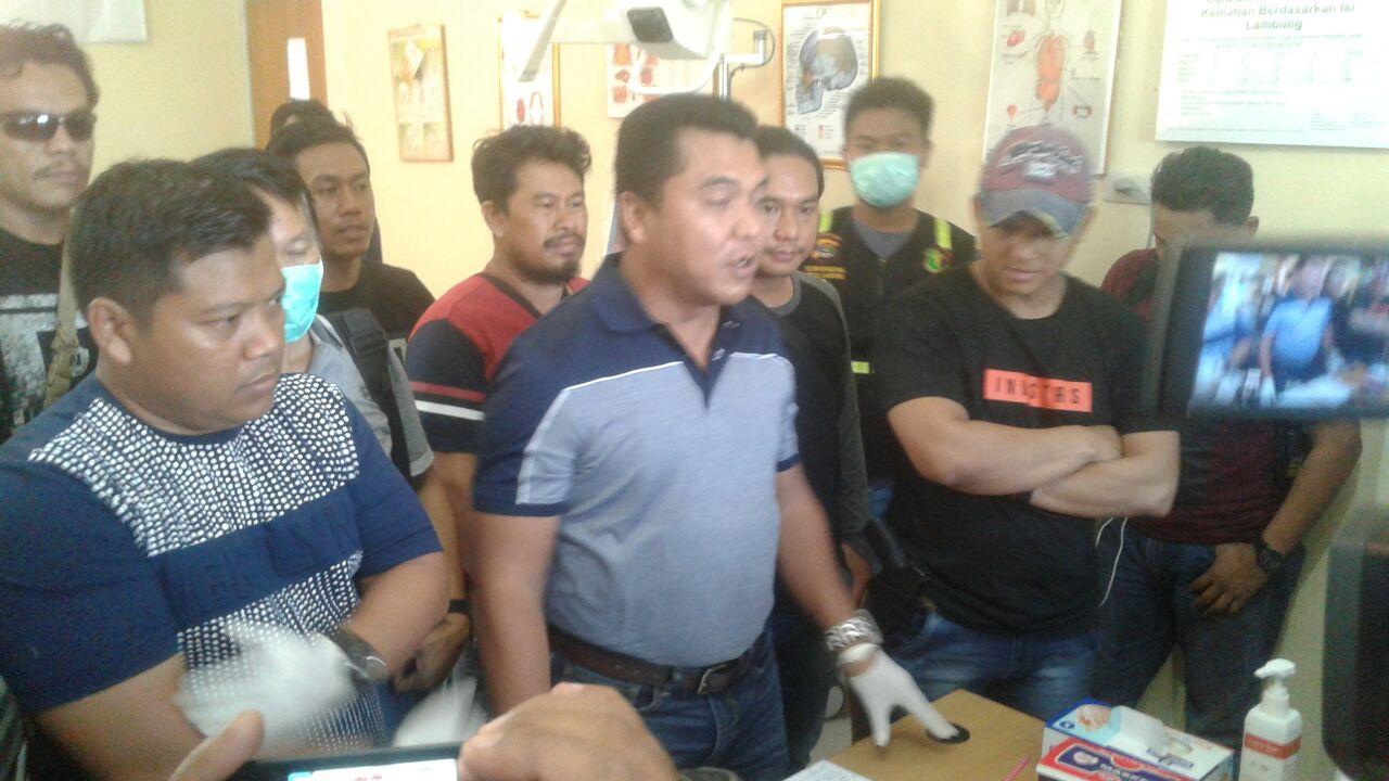 Ini Kronologi Tewasnya Penjahat yang Paling Dicari Polda Lampung