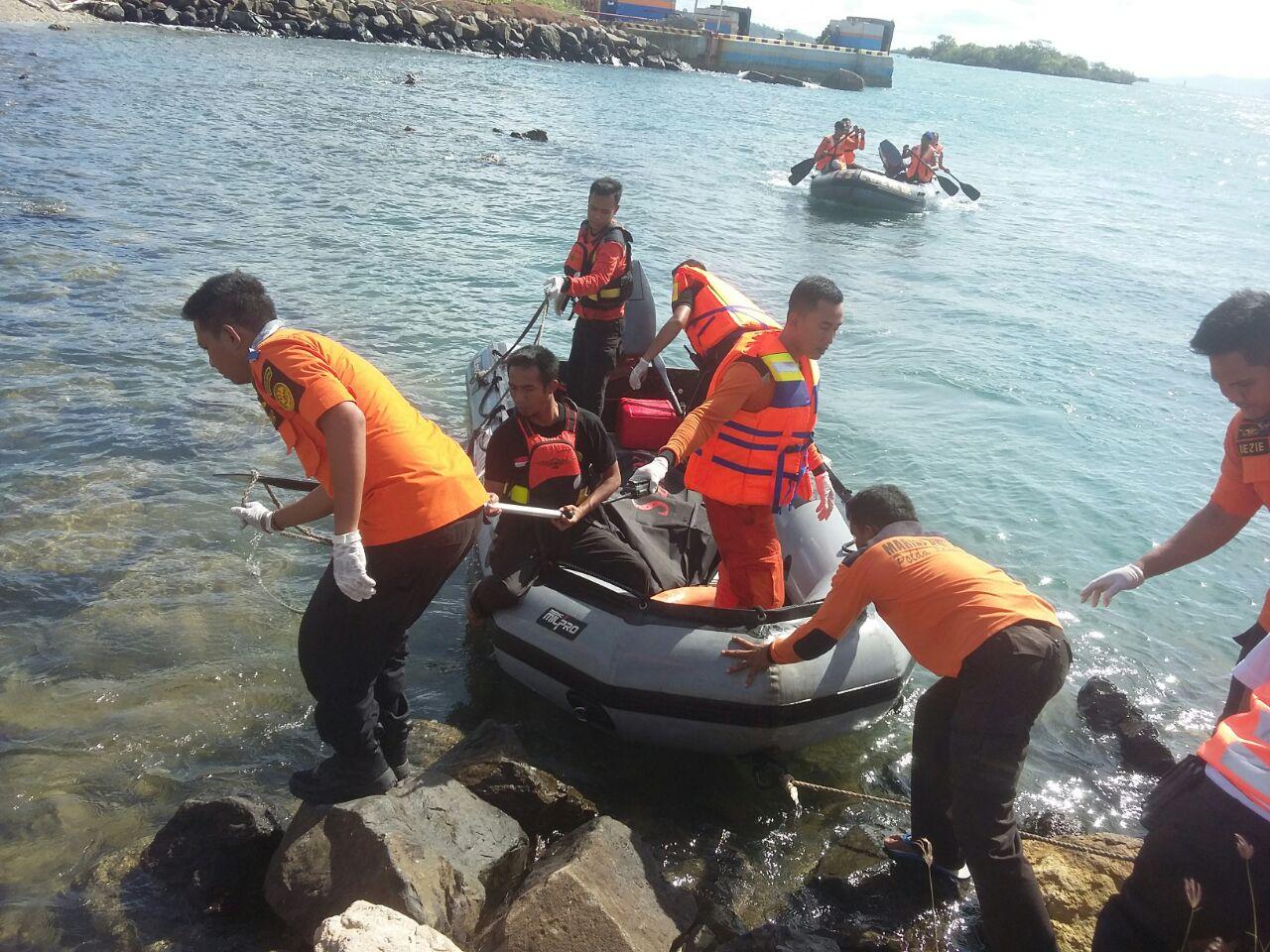 Jasad Penumpang yang Terpeleset dari Kapal di Bakauheni Ditemukan