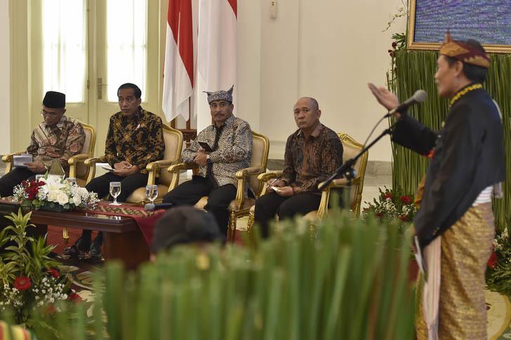 Sultan Sekala Bkhak Minta Jokowi Bentuk Unit Kerja Kepresidenan