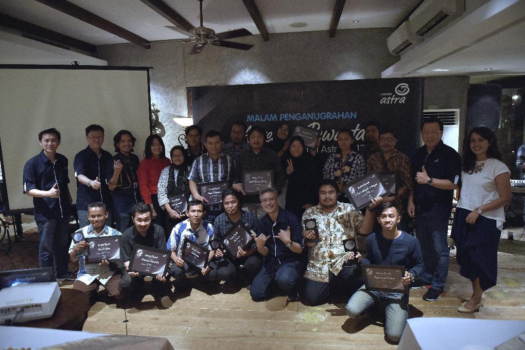 Fotografer Lampung Post Raih Juara II APAA 2017