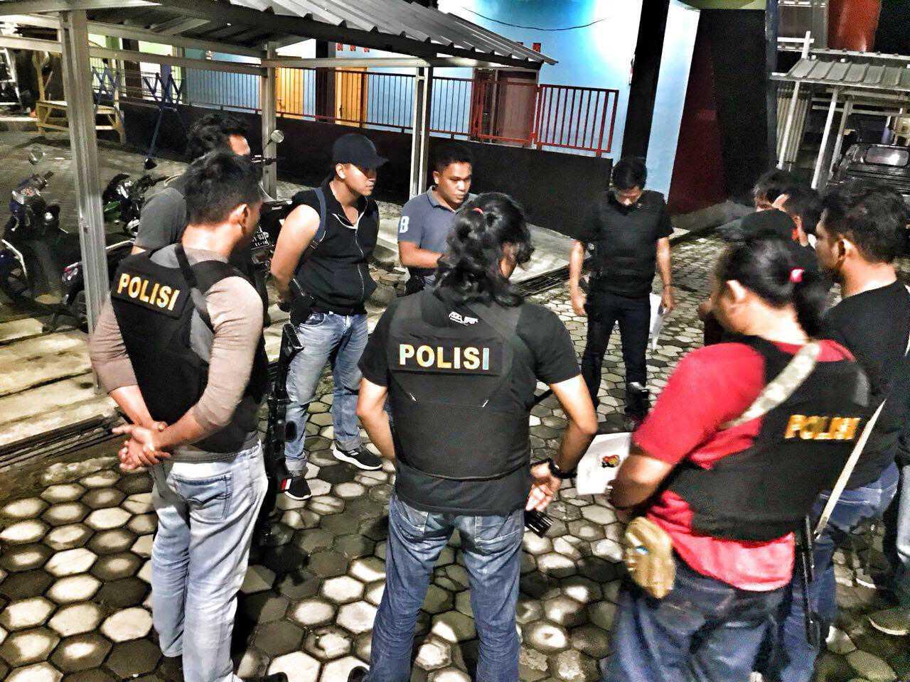Spesialis Perampokan Taxi Online Dibekuk Tim Polda dan Polresta Tangerang