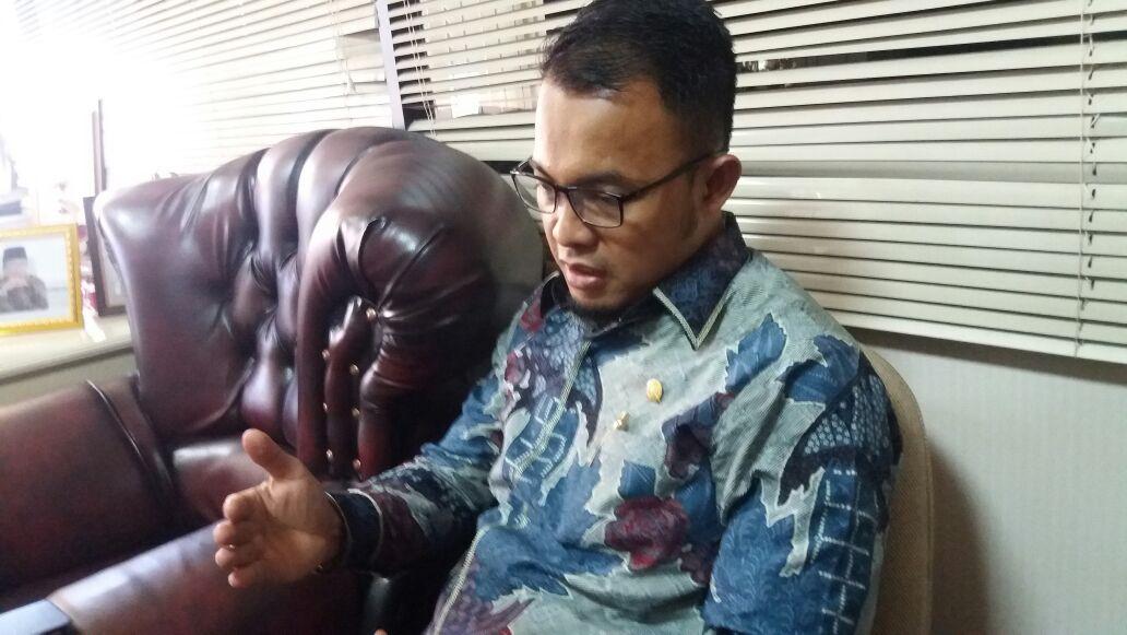 Agus Bhakti Nugroho Jabat Ketua Fraksi PAN di DPRD Lampung