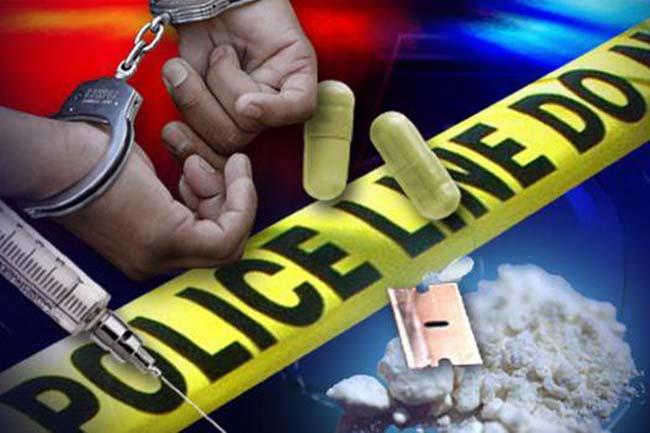 Polisi Tangkap Tangan Pengedar Sabu