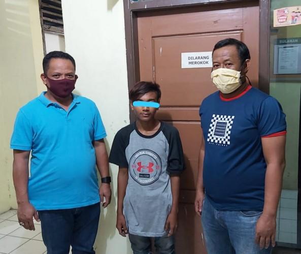 Cabuli Anak Dibawah Umur, Pemuda Asal Mekarmulya Ditangkap